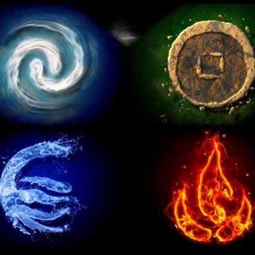 Los Cuatro Elementos de la Astrología